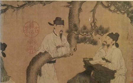 Pesnici Tang dinastije ( 618-907 A.D.), Tu Fu, Li Pai i Pai Chu-yi