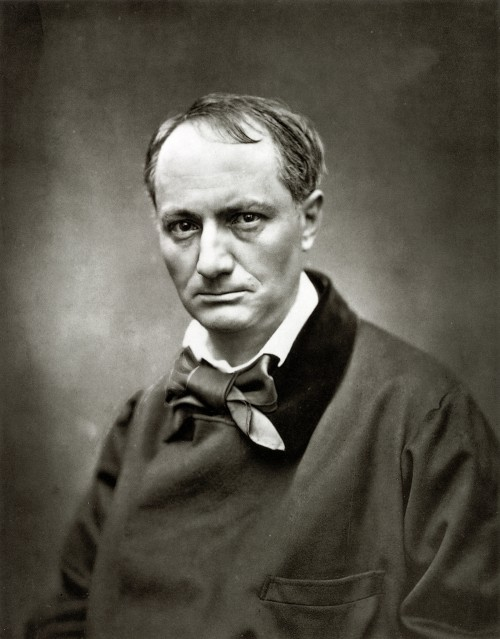 Baudelaire, fotografija C.Etienne