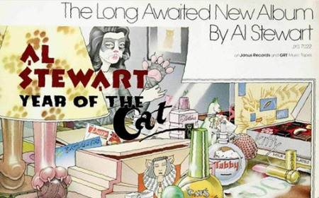 Jednom u ponekad – Al Stewart: The Year Of The Cat