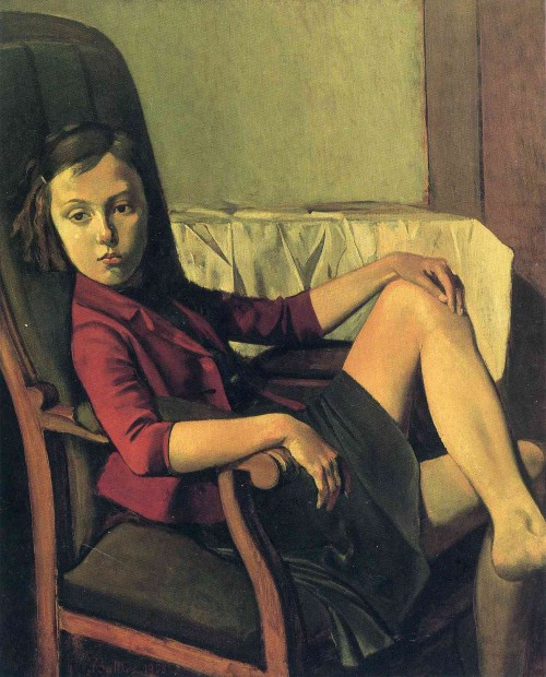 Balthus, 'Therese', 1938