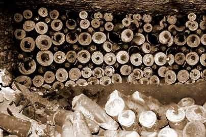 """""""Galerija Ibisa"""" koju čini splet hodnika sa velikim brojem mumificiranih životinja"""