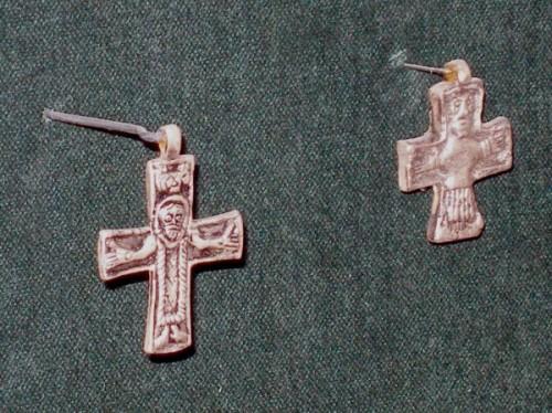 Hrišćanski simboli (privesci) svedoče o procesu hristijanizacije u Velikomoravskoj