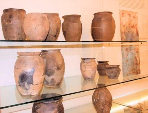 Velikomoravska keramika sa lokaliteta Pohansko (Břeclav)