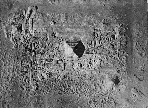 Džoserov piramidalni kompleks u Sakari: snimak iz vazduha