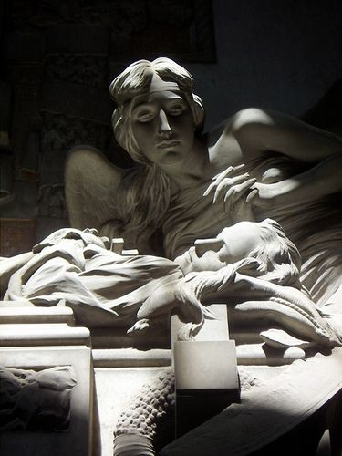 Staglieno cemeterio