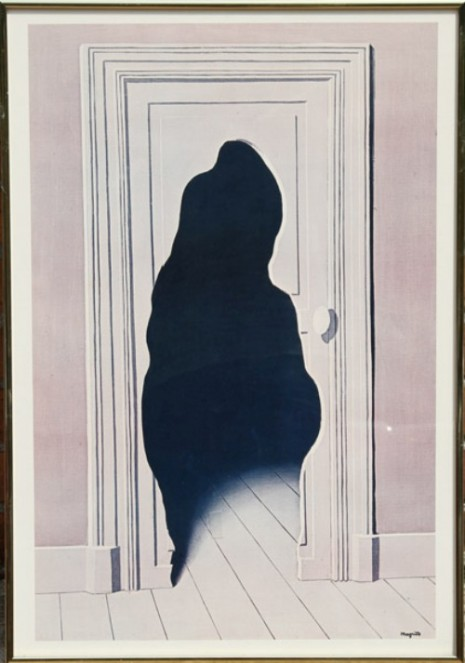 Magritte-poster