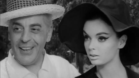 Конокија и Глорија: Марио Конокија и Барбара Стил