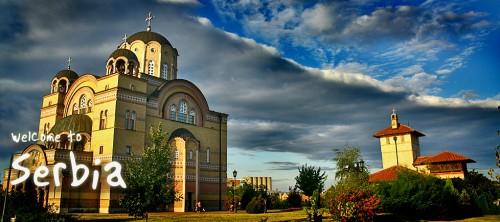 Ortodox-Temple-Sabor-Svetih-Apostola,-Apatin