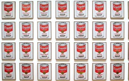Vorholove Brilo kutije i Dantoov svet umetnosti