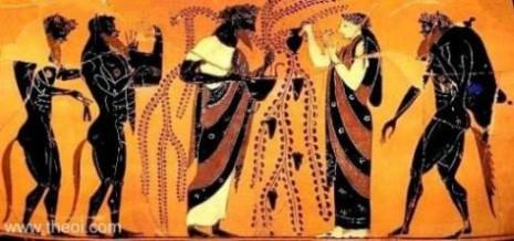 dionysos-ariadne-satyroi