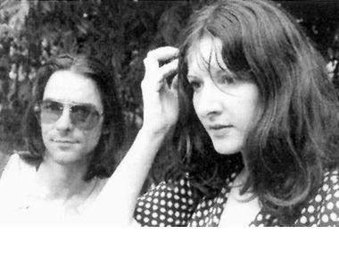 Marina i Ulaj u Veneciji 1976. godine / Arhiv Abramović