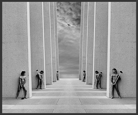 Misha Gordin, Fifth Column