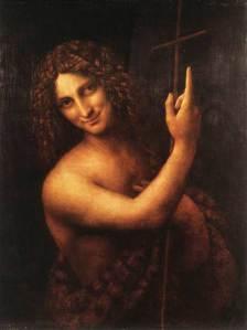Leonardo da Vinci, Sveti Jovan