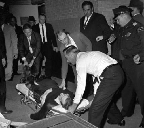 Jedini optuženi Li Harvi Osvald ubijen je dva dana nakon atentata na Kenedija (Foto: Beta-AP)