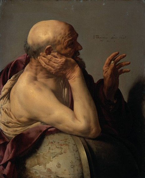 Heraklit po Hendricku ter Brugghenu