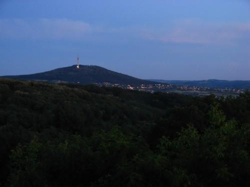 Avala - pogled iz Kumodraza