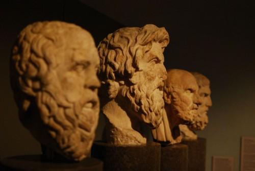 Sokrat, Antisten, Hrisip i Epikur