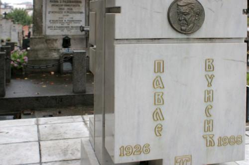 Spomenik P. Vujisić