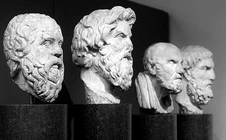 Grčka misao i Miletska škola / prvi deo /