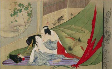 Izložba o seksu i požudi u drevnom Japanu