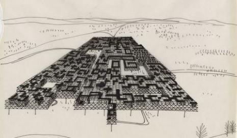 Trodimenzijalno naselje Jone Fridmana