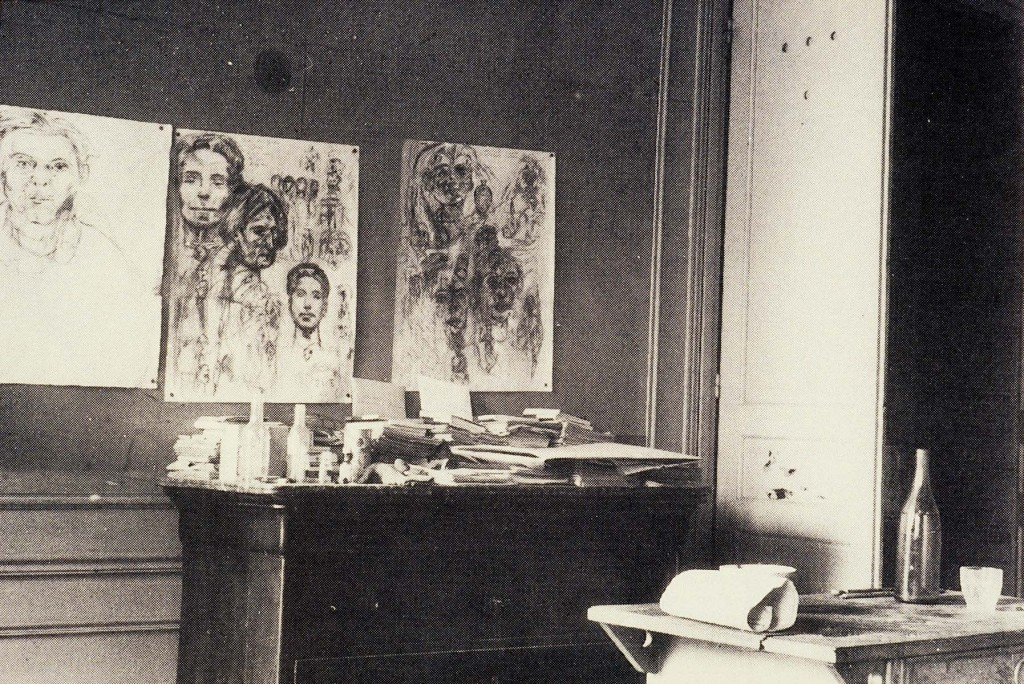 private room Artaud