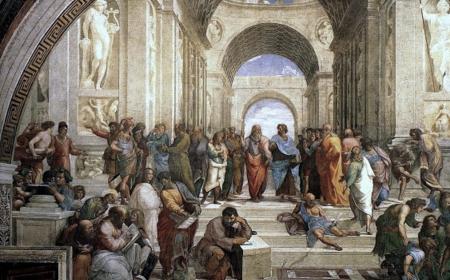 Grčka misao i Miletska škola / treći deo /