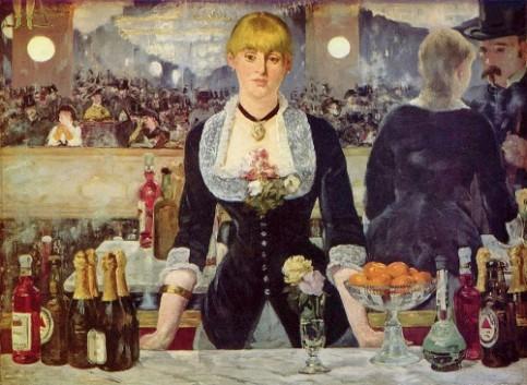 E.Manet