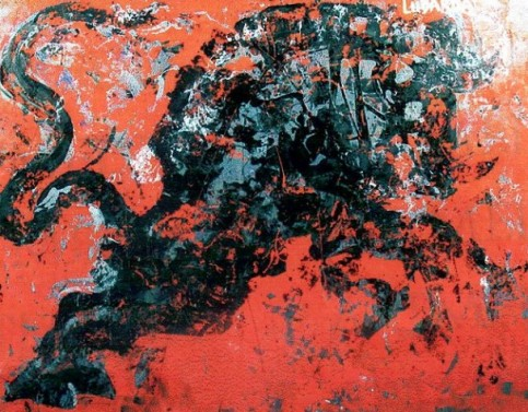 Петар Лубарда - Црни бик