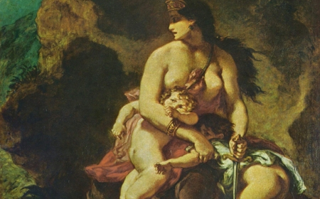 О лику Медеје кроз антички мит, Еурипидову трагедију и филмове Пјер Паола Пасолинија и Ларса фон Трира (II deo)