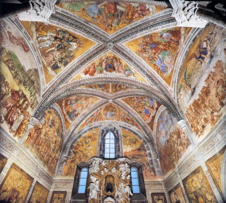 Luca-Signorelli-Frescoes-in-the-Chapel-of-San-Brizio