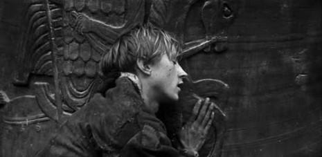 Scena iz filma Andrej Rubljov