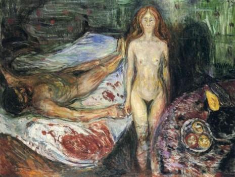 Едвард Мунк - Мараова смрт
