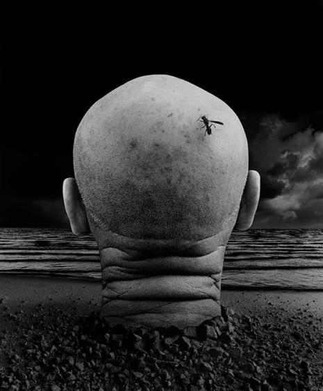 """Misha Gordin, serija fotografija """"Povik"""""""