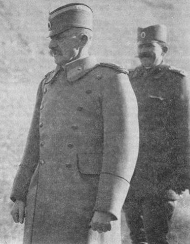Живојин Мишић.