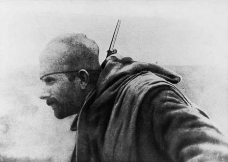 Извиђач српске војске Драгутин Матић звани Око соколово.