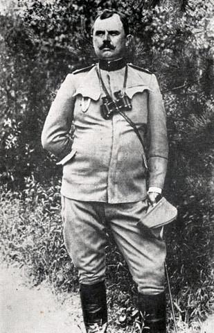 Мајор Драгутин Гавриловић.
