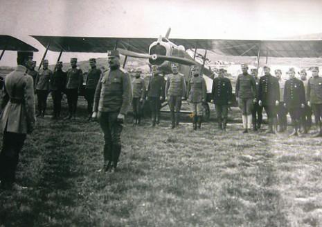 Српски пилоти.