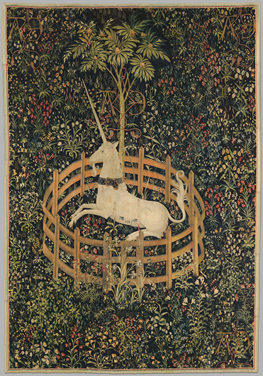 The-Unicorn-in-Captivity-©-The-Metropolitan-Museum-of-Art