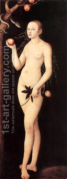 Lucas the Elder Cranach, Eva, 1531