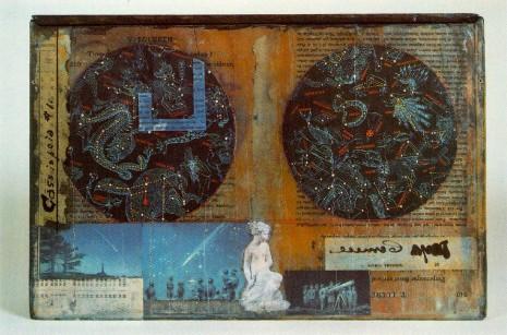 Joseph Cornell - Verso of Cassiopeia