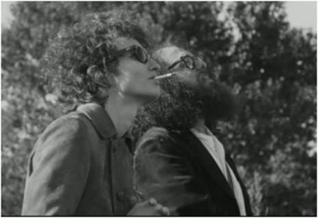 Pušenje kanabisa kao tekst kulture, ogled iz kulturalnih studija