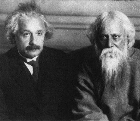 Univerzum kao istina i lepota: Susret Ajnštajna i Tagorea