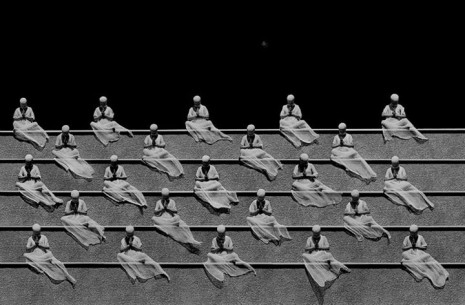 "Misha Gordin, collections ""Crowd"" and ""Shadows"""