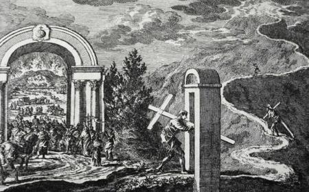 """Pogled na Židova """"Uska vrata"""""""