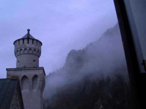 Zamak Nojšvanštajn; fotografija: Divna Vuksanović