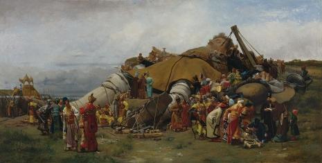 """Žan-Žorž Viber - """"Guliver i Liliputanci"""""""
