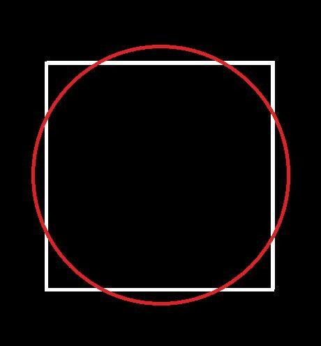 """Kvadrat i krug su, naravno, simboli iz onih vremena kada je čovek razmišljao u simbolima. Ovi simboli se mogu naći u svim baštinama, u egipatskoj, actečkoj, keltskoj, indijskoj, grčkoj, kod pitagorejaca, u alhemiji. Krug je značio nebo, kvadrat zemlju. Nebeska pojava na zemlji zbiva se prema geometrijskom zakonu, prema meri. Ne sme se zaboraviti da su maja, objavljenje, mater, princip, koji rađa oblik i metar reči jednog korena. Nebeski zakon vidljivog sveta je mera, to jeste smisao """"ono što je gore istovetno je s onim što je dole"""", jer je mera nebeska. (...) Kvadrat je ideja zemlje, njena nebeska i natprirodna forma, uzdignuta zemlja koja dolazi do izražaja u gradnji četvorouglih hramova i nadgrobnih belega. Drevni mistični znak o kvadraturi kruga nije ništa drugo do preobražaj života i njegovo uzdizanje u bivstvo: divinacija, obogotvorenje duše."""" - B. Hamvaš"""