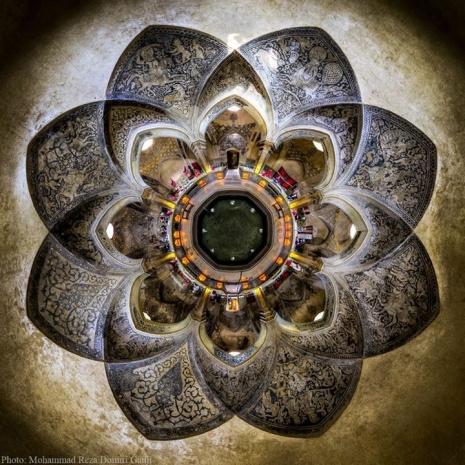 """Kaleidoskop"" džamije u Iranu"