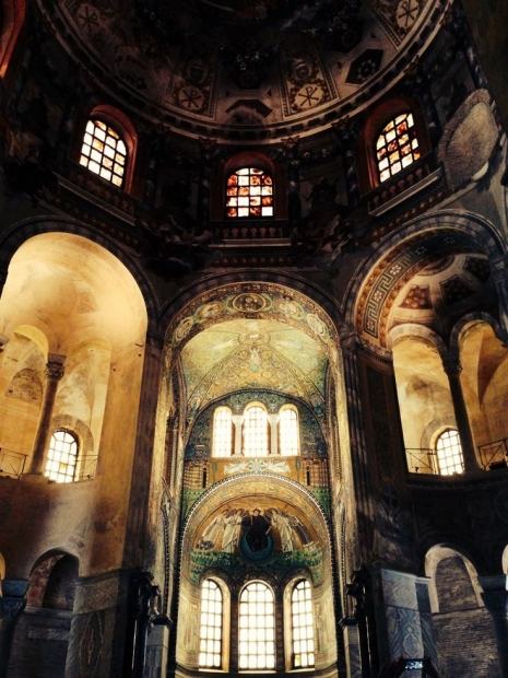 Crkva vizantijskog tipa u Raveni